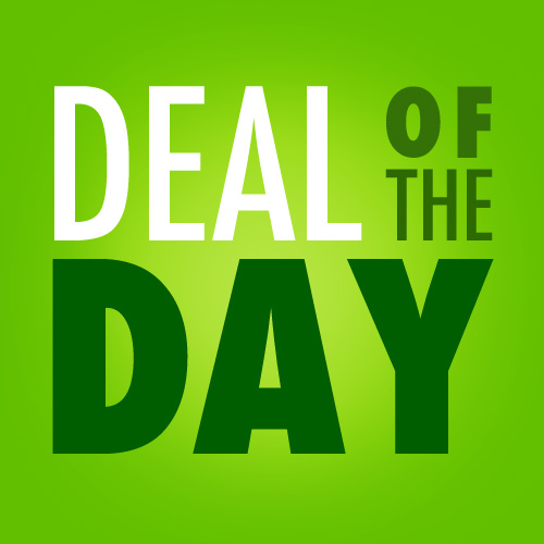 Get access to daily deals