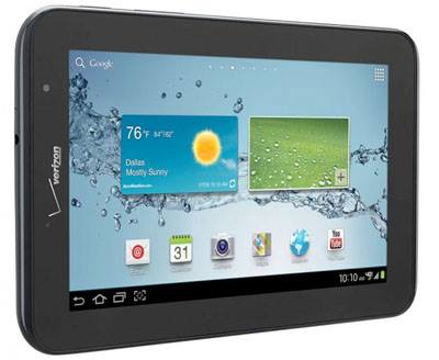 A2W verizon tab