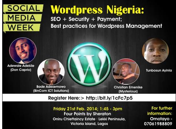wordpress Nigeria