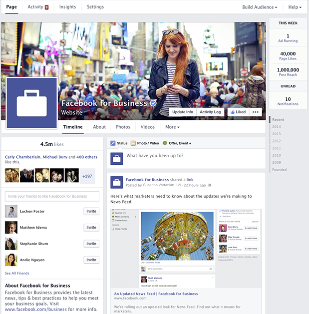 streamlined-facebook-pages