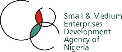 The Small and Medium Enterprises Development Agency of Nigeria (SMEDAN)